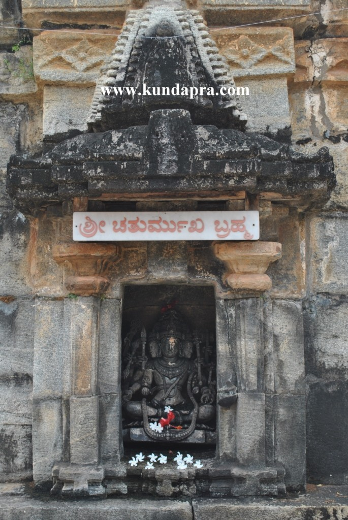 Byndoor seneshwara temple Wondeful art  (3)