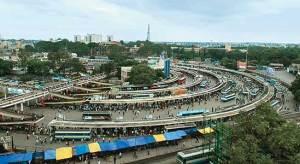 Bangalore ksrtc_bus_stop