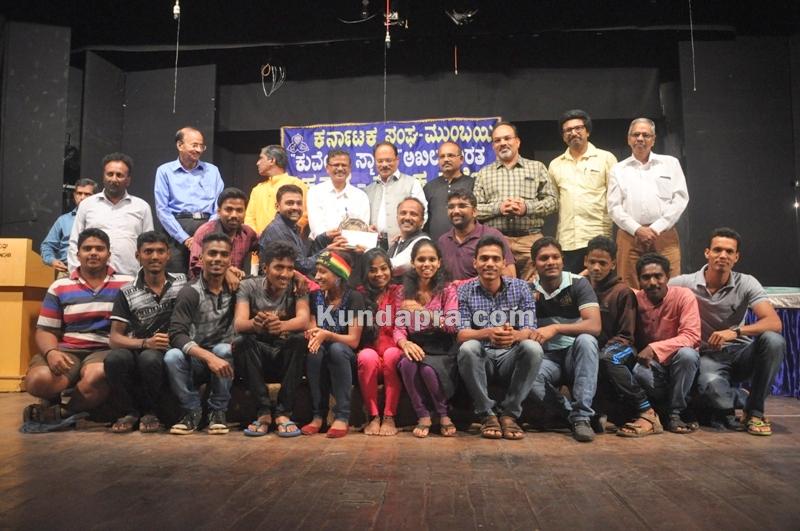 News Karnataka . Sangha Mumbai - Drama Competition (1)