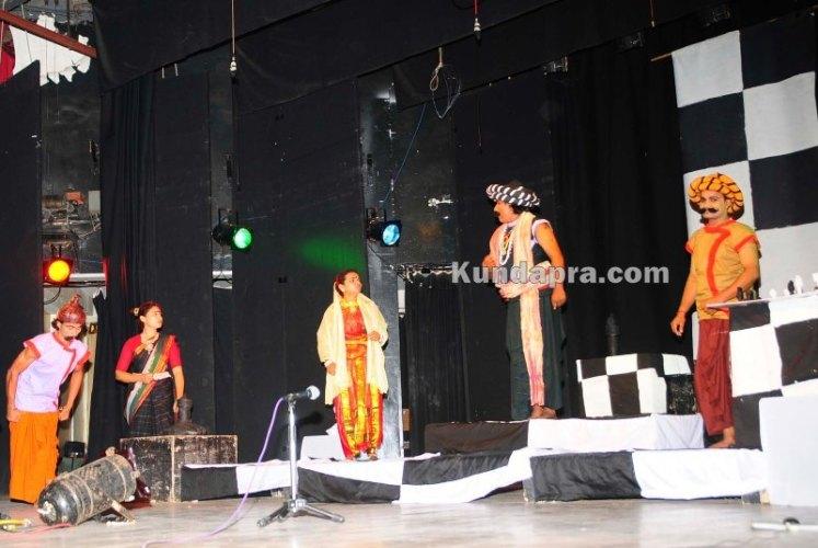 News Karnataka . Sangha Mumbai - Drama Competition (14)