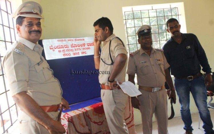Navunda Madav Poojary murder case Aquest arrested (2)