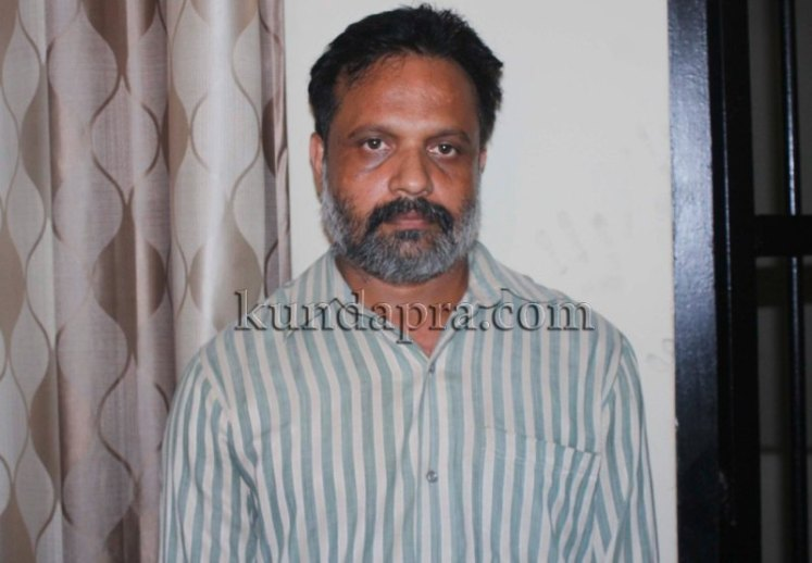 Navunda Madav Poojary murder case Aquest arrested (4)