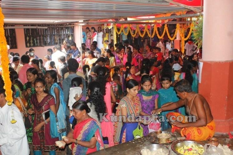 Shivarathri Special - Divotees Visited Shiva temple in Kundapura taluk (1)