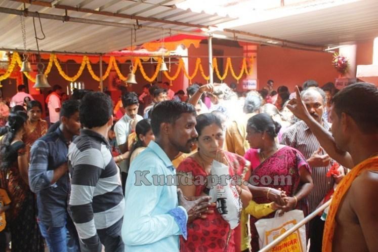 Shivarathri Special - Divotees Visited Shiva temple in Kundapura taluk (5)