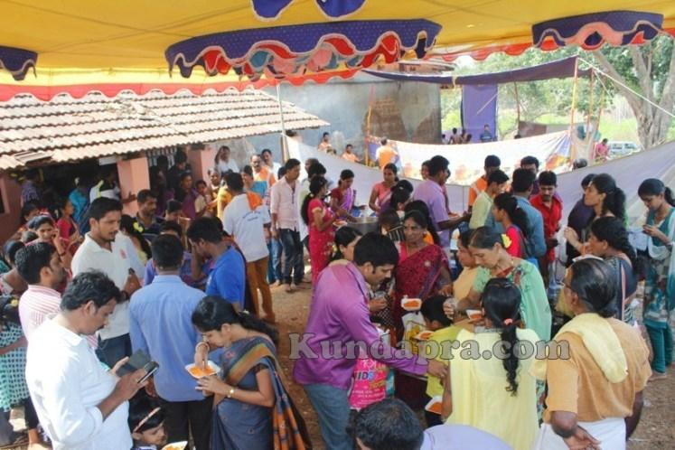 Shivarathri Special - Divotees Visited Shiva temple in Kundapura taluk (7)