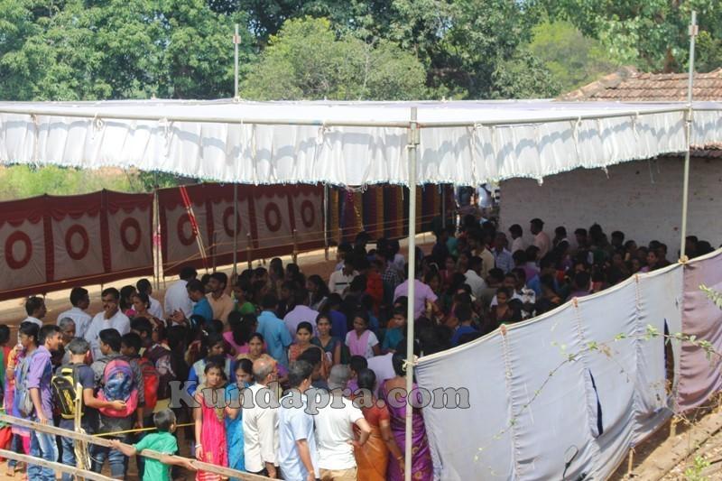 Shivarathri Special - Divotees Visited Shiva temple in Kundapura taluk (8)