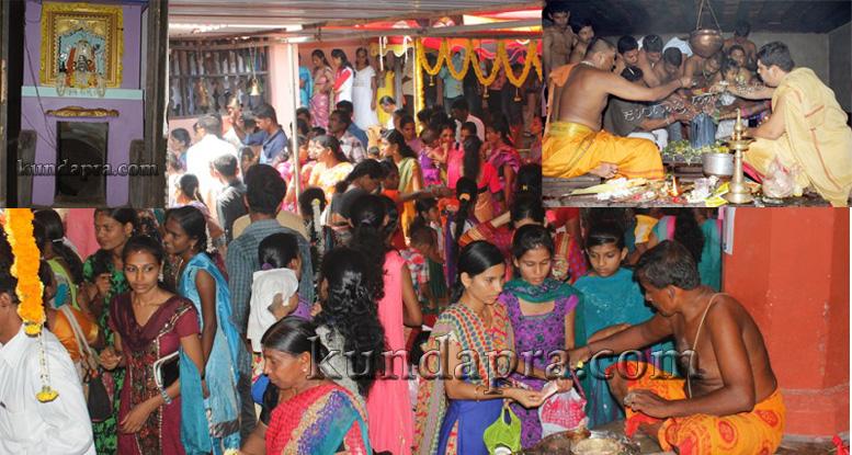 ಕುಂದಾಪುರ ತಾಲೂಕಿನಾದ್ಯಂತ ಶಿವನಾಮ ಸ್ಮರಣೆ, ದೇವರನ್ನು ಸ್ಮರಿಸಿ ಪುನೀತರಾದ ಭಕ್ತರು