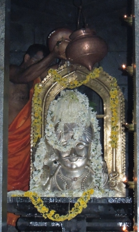 Heranjalu Gude mahalingeshwara Temple rathotsava1