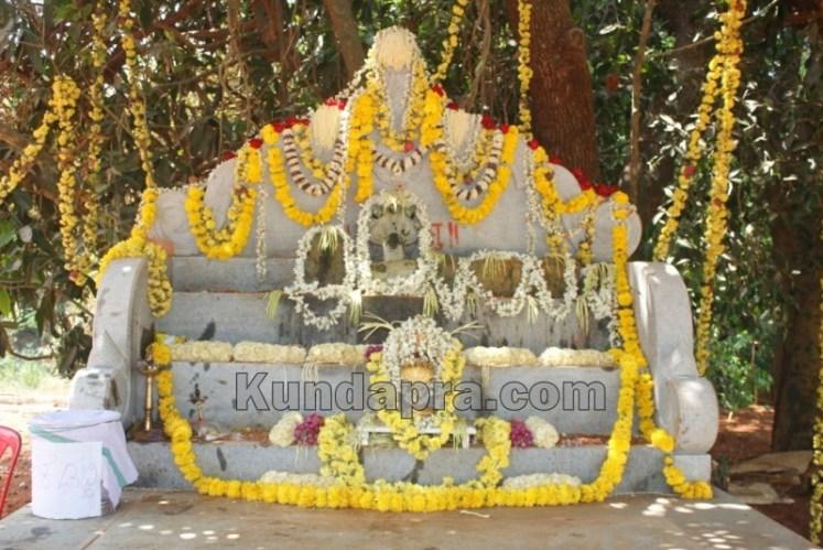 Heranjalu Shri Durgapameshwari Temple - Brahma Kalashotsava (5)