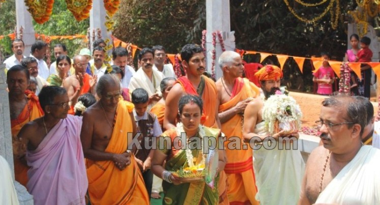 Heranjalu Shri Durgapameshwari Temple - Brahma Kalashotsava (6)