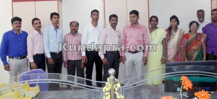 Sagar Credit Co operative Hemmady Branch inaugurated (2)