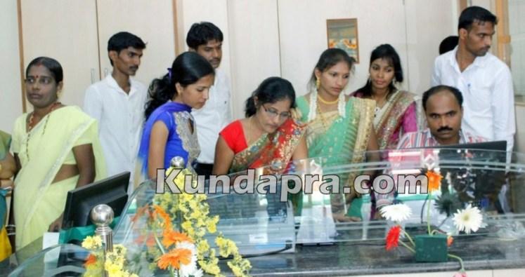 Sagar Credit Co operative Hemmady Branch inaugurated (4)