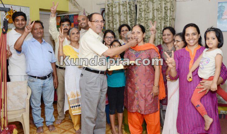 Kundapura origin Harshad Rao climbed mount everest2