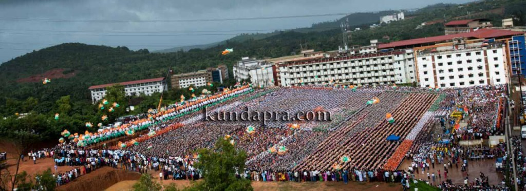 Alvas Independence day 2016 - 35,000 people witnessed  (7)