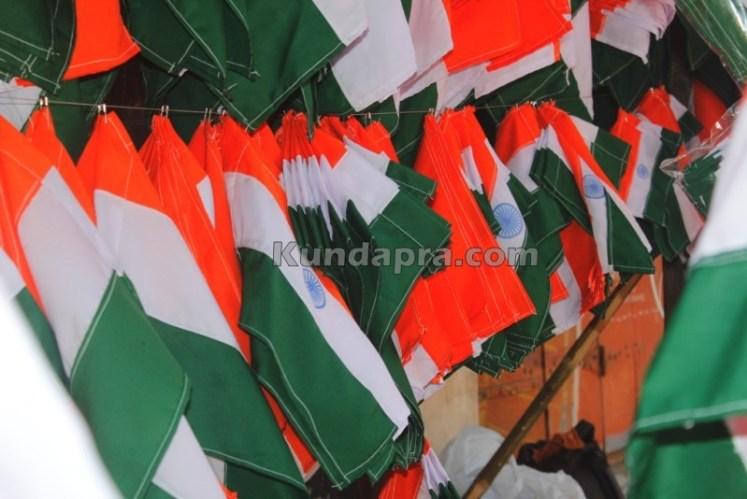 Indian Flag - Kundapura - Abdul - Kundapur (2)