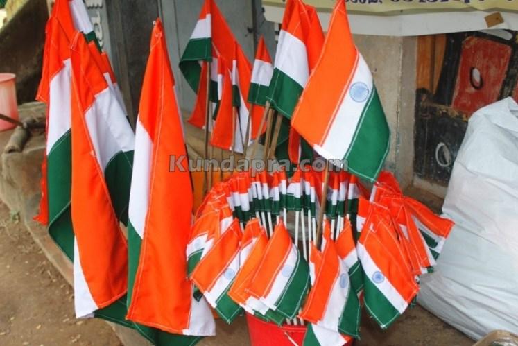 Indian Flag - Kundapura - Abdul - Kundapur (4)