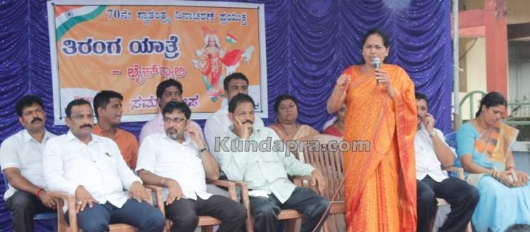 Tiranga Yatre - Bike Rally in Kundapura (23)