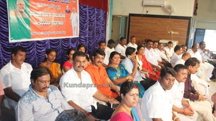 news bjp tiranga yatra Shiruru to hemmady (27)