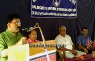 ವಿದ್ಯಾರ್ಥಿಗಳು ಪ್ರಜ್ಞಾವಂತರಾಗುವ ಕನಸು ಬಿತ್ತೋಣಾ: ಓಂ ಗಣೇಶ್