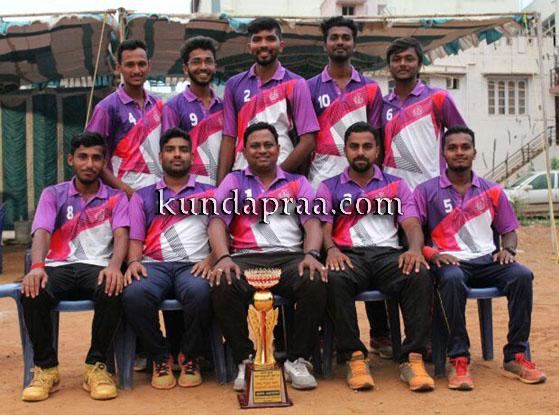 ಆಳ್ವಾಸ್: ರಾಜ್ಯಮಟ್ಟದ ಬಾಲ್ಬ್ಯಾಡ್ಮಿಂಟನ್ ಪ್ರಶಸ್ತಿ