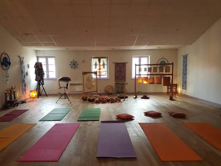 Notre salle de Yoga à Montauban 1