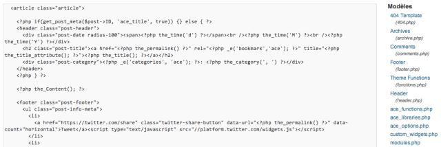editeur-code-wordpress