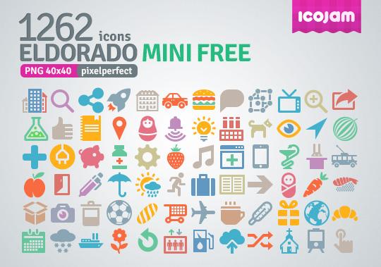 elorado icone gratuite free gratuit icon