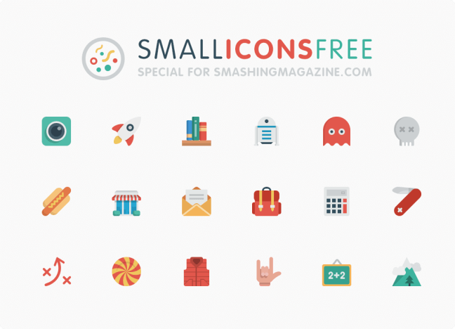 release-image-small-icon-set