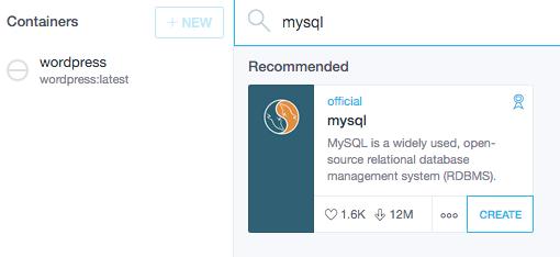mysql-container-docker