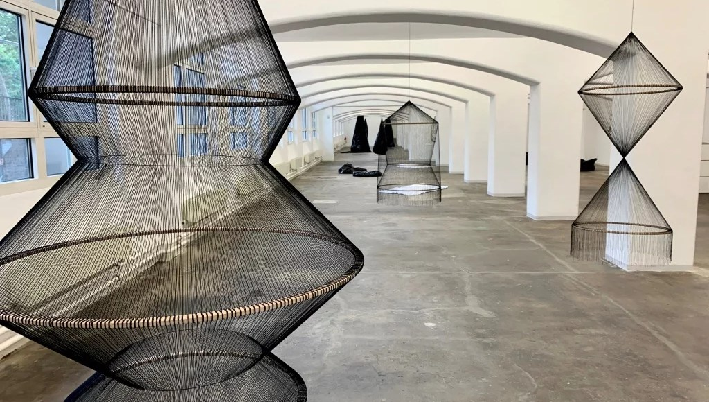 Constanze Vogt. pausen. Ausstellungsansicht. © Constanze Vogt, Foto: Elisabeth Weiß.