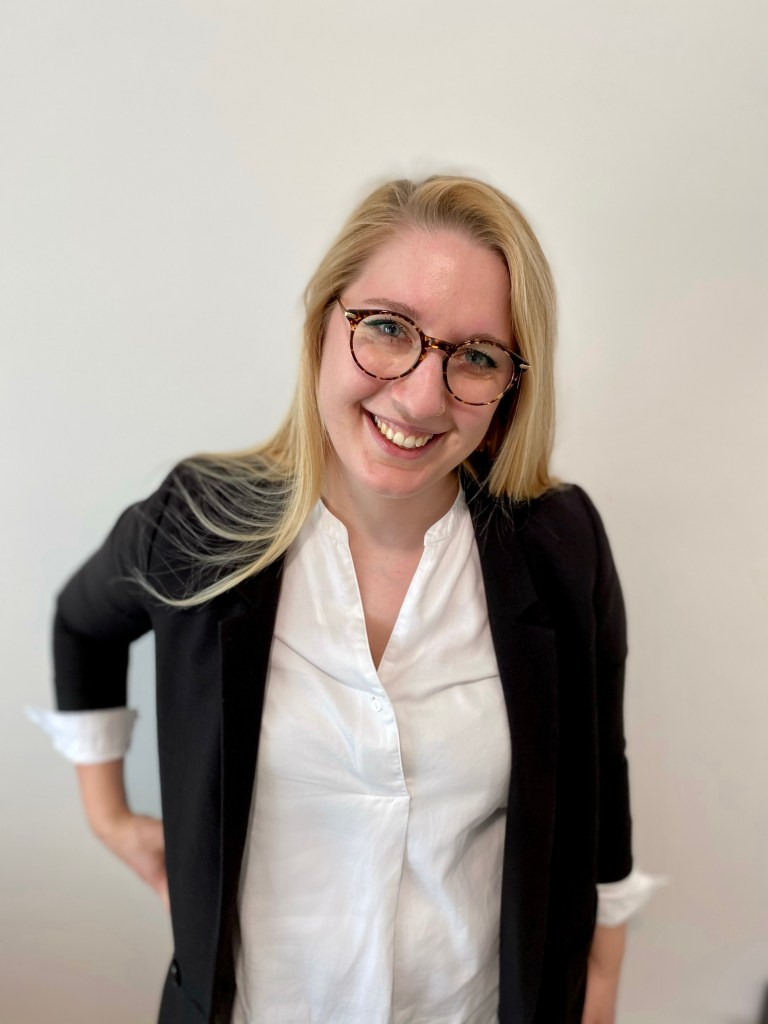 Unsere Kune-Autorin Lena Harnisch.