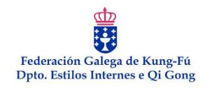 Federación gallega de kung fu