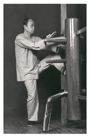 Muñeco de Madera de Ving Tsun Kung Fu