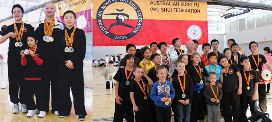 Kung Fu Republic at Oceania Kung Fu Wushu Championships