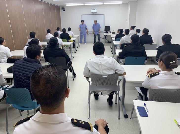 Tai Chi & Qi Gong en la Marina Armada de México