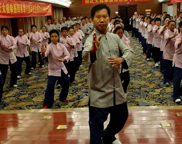 Efectos del Tai Chi sobre la fisiología, el equilibrio y la calidad de vida en pacientes con diabetes tipo 2