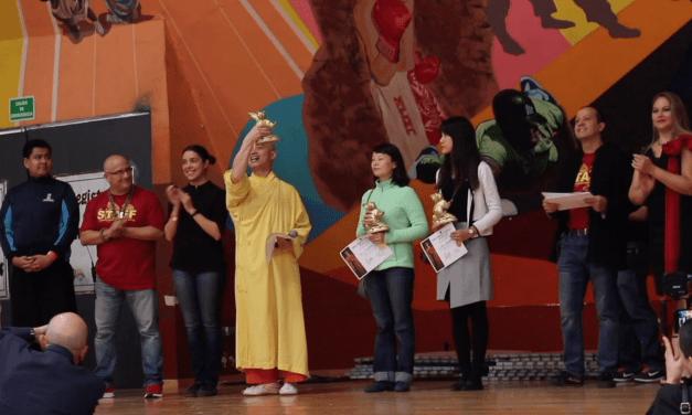 Se celebró el primer campeonato Shaolin Jitte de México