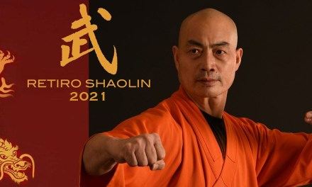 Retiro Shaolin 2021 con Shi Yan Ming, Julio 09