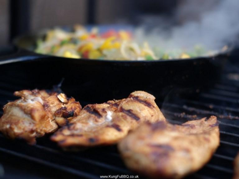 Chicken Fajita's