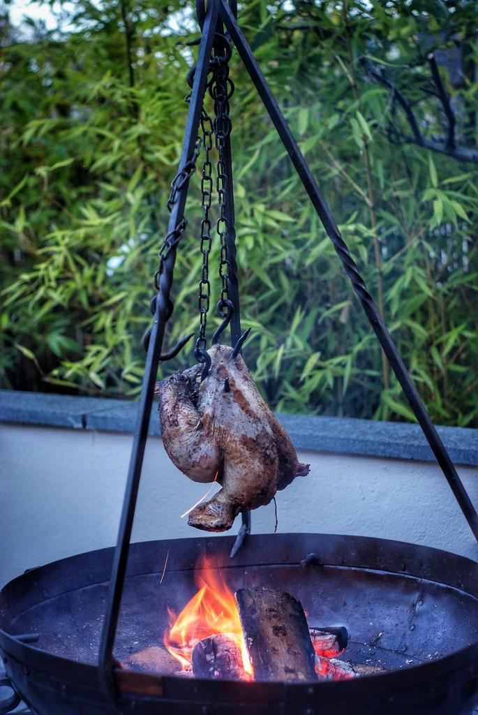 Firebowl Chicken