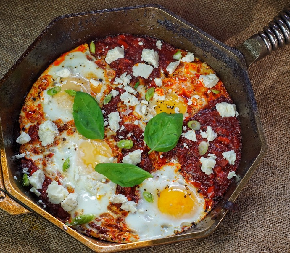 Berber and Q Shakshuka