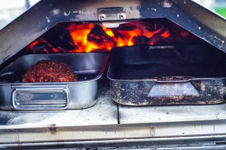 Ooni Pro Roast Dinner