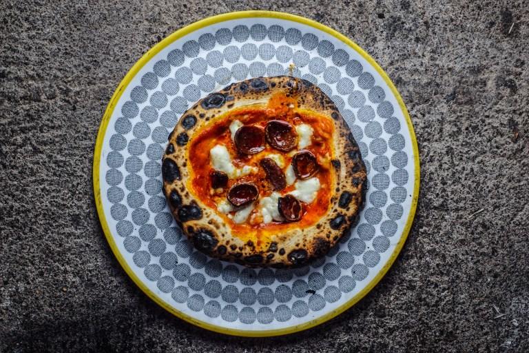 Ooni 3 Pizzas #2