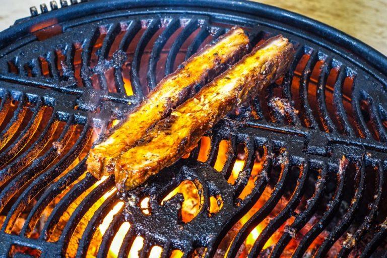 Honeyed Barbecue Pork Belly