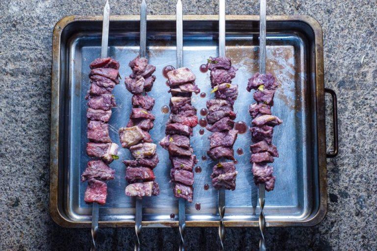 Portugese Beef Espetado