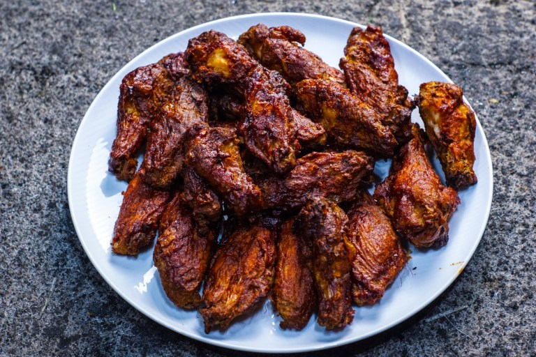 Buckfast Wings