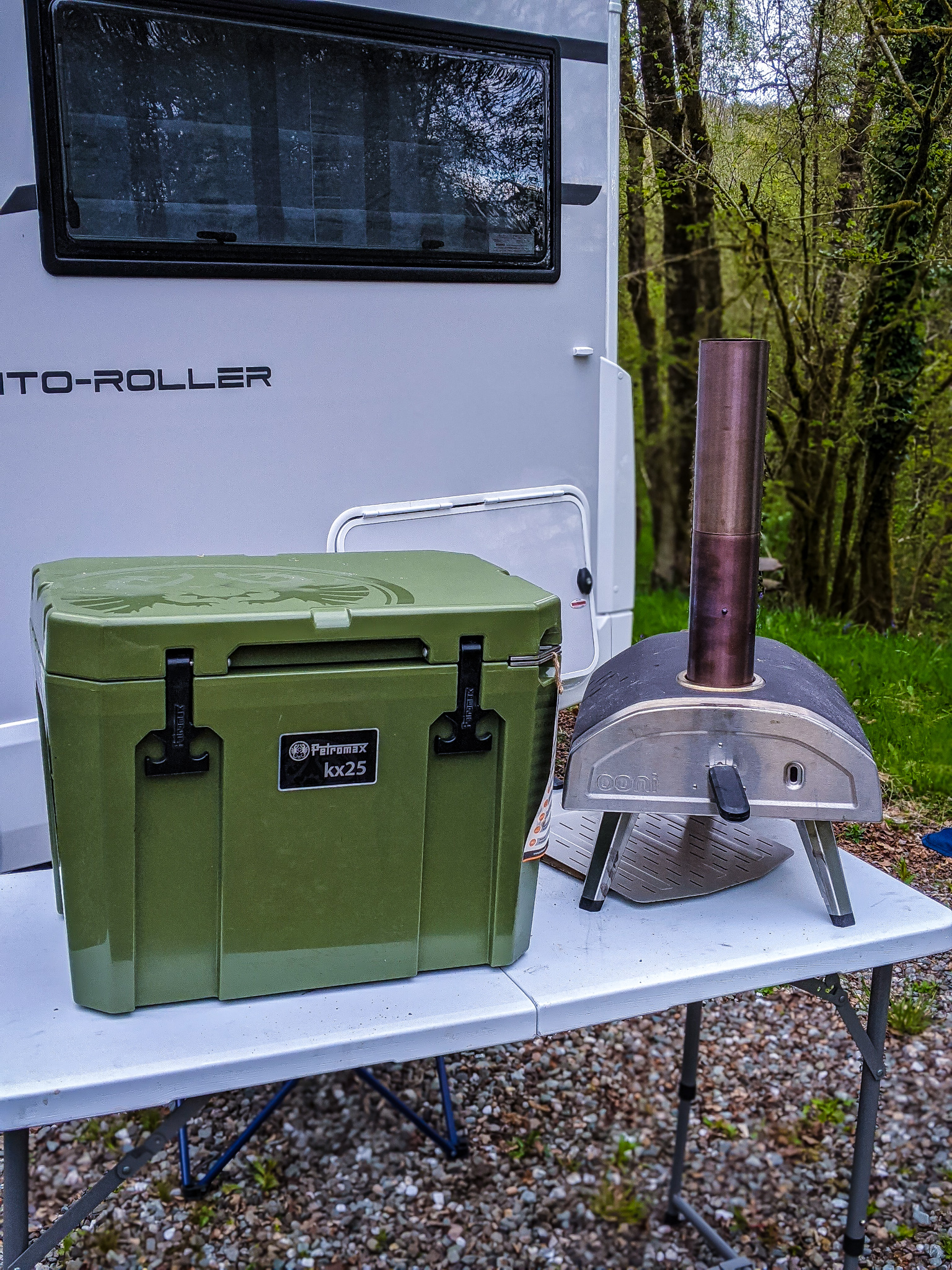 Review: Ooni Fyra 12 Pizza Oven