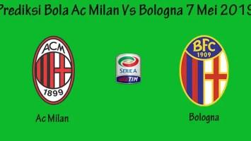 Prediksi Bola Ac Milan Vs Bologna 7 Mei 2019