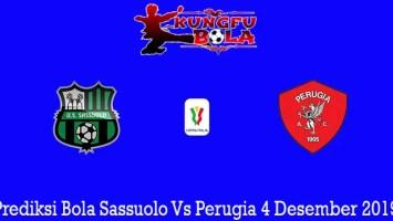 Prediksi Bola Sassuolo Vs Perugia 4 Desember 2019