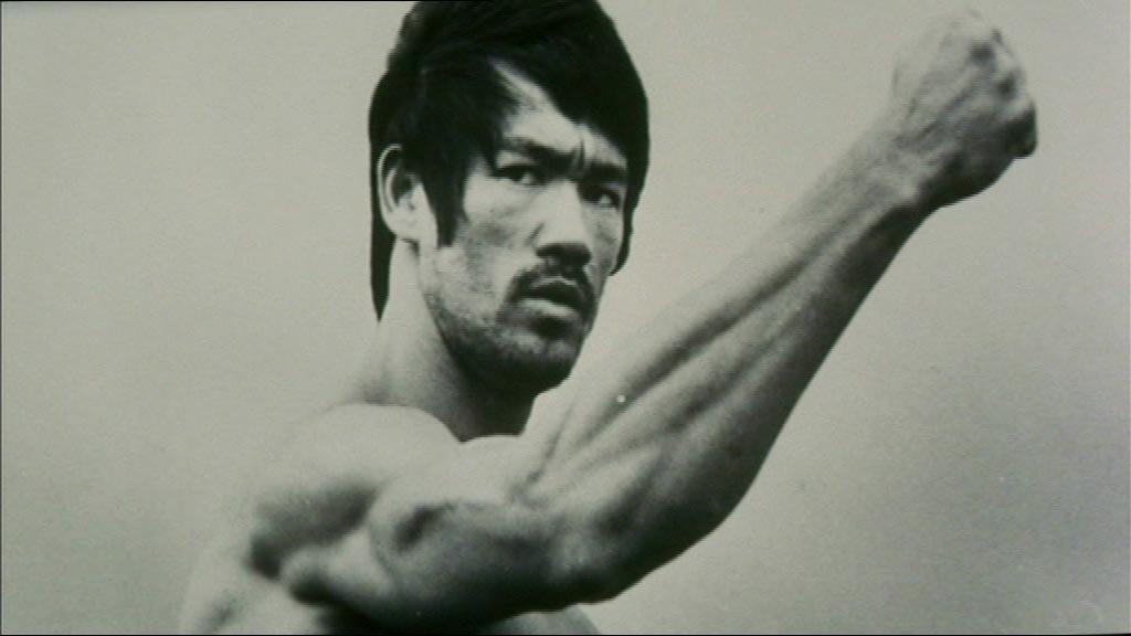 Bruce Lee is foreARMED!